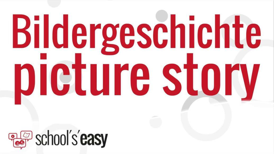 Cover: Bildergeschichte - picture story