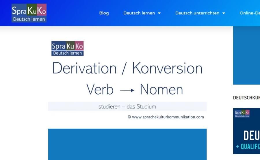Cover: Nominalisierung von Verben