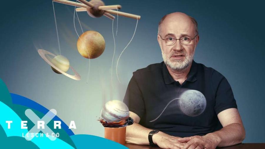 Cover: Die Krise der Kosmologie | Harald Lesch