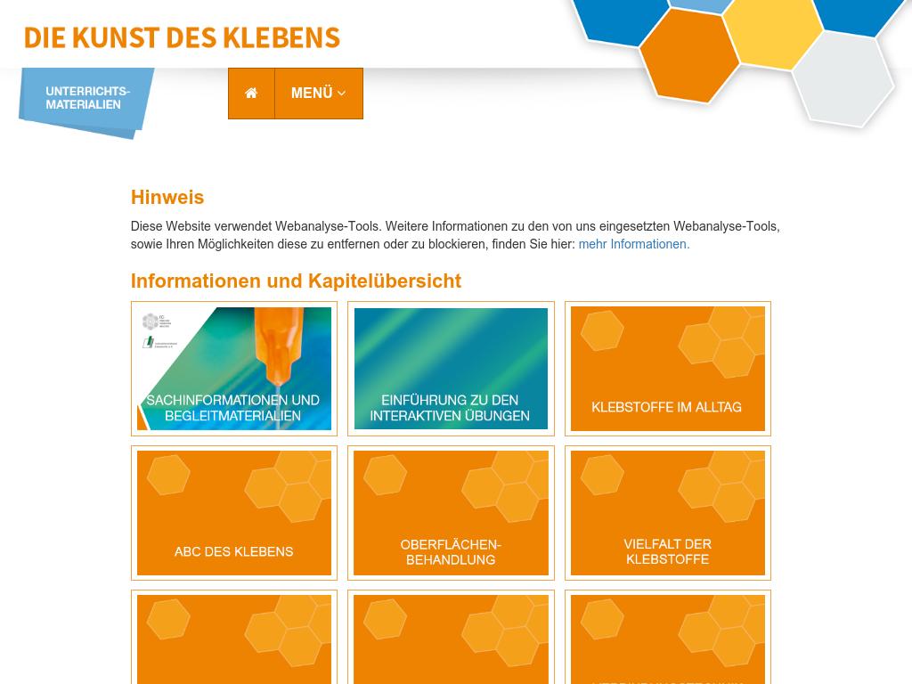 Cover: Die Kunst des Klebens
