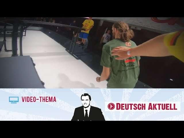 Cover: Chase Tag: Wenn Erwachsene Fangen spielen | Deutsch lernen mit Videos