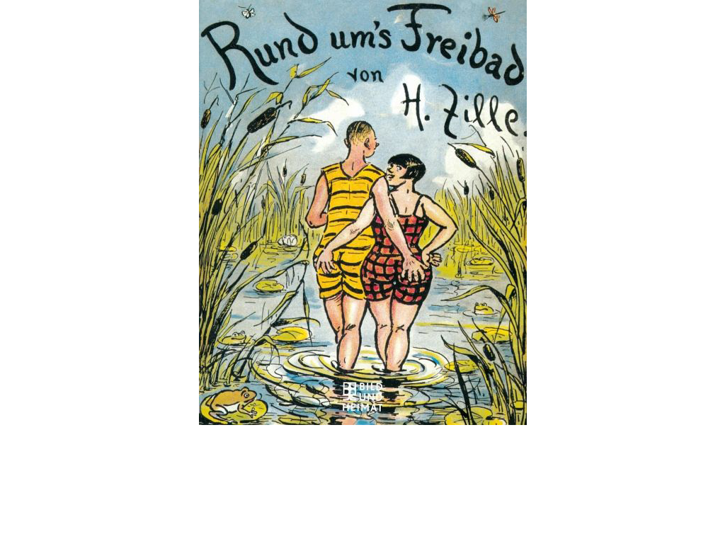 Cover: Rund ums Freibad