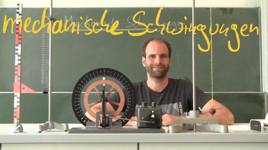 Cover: Mechanische Schwingungen