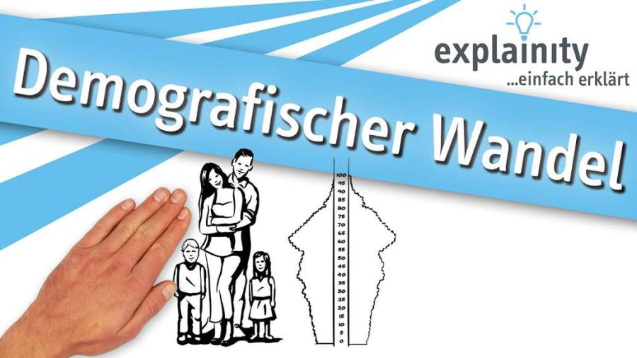 Cover: Demografischer Wandel einfach erklärt