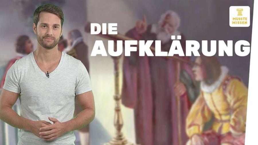 Cover: Die Aufklärung I Das Zeitalter der Vernunft I musstewissen Geschichte
