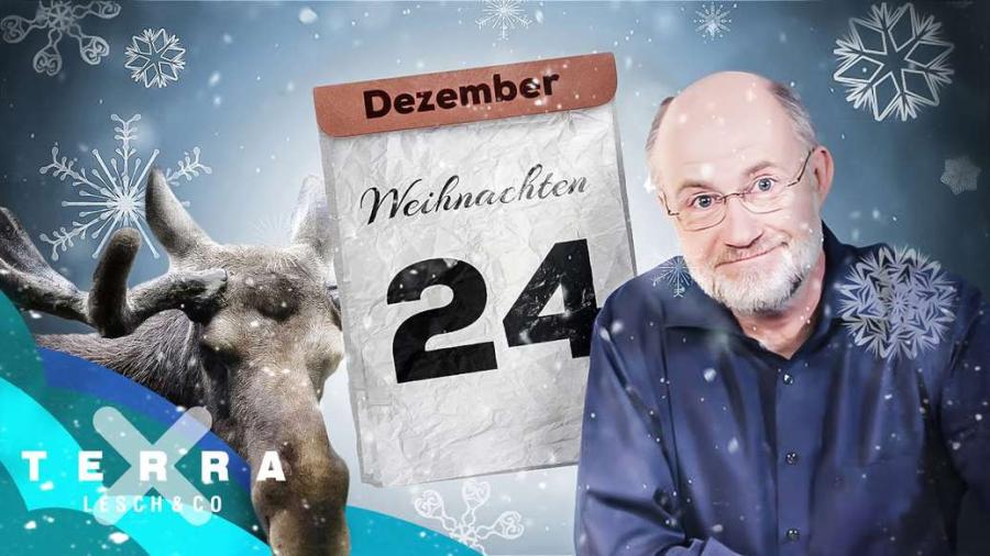 Cover: Warum ist Weihnachten am 24. Dezember?   Harald Lesch