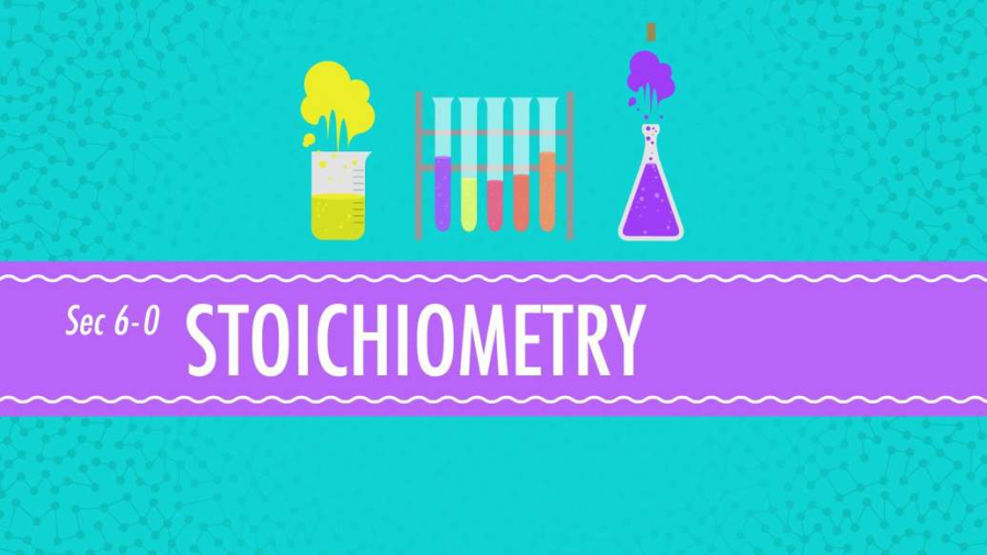 Cover: Stoichiometry - Chemistry for Massive Creatures: Crash Course Chemistry #6