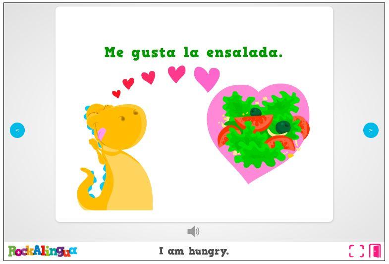 Cover: Tengo hambre | Cuento corto