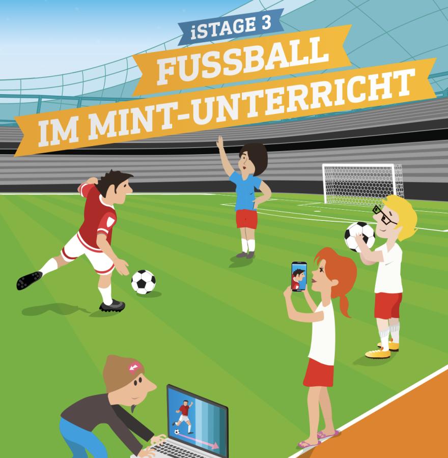 Cover: Fußball im Mint-Unterricht