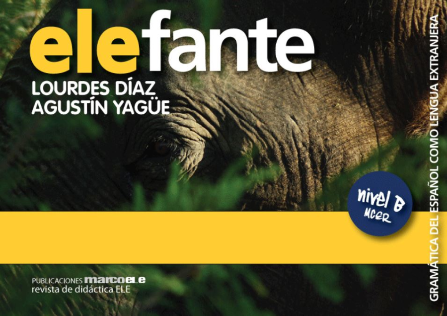Cover: ELEfante | Gramática del español B1-B2
