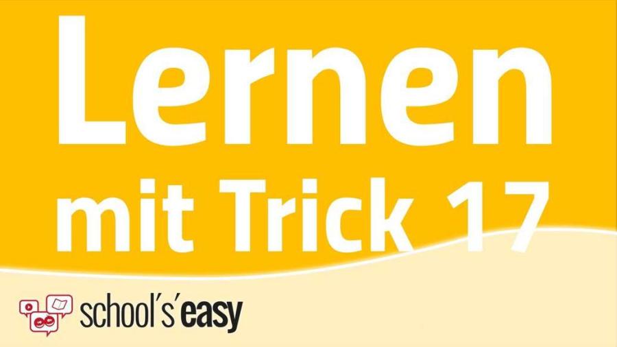 Cover: Besser lernen mit Trick 17 - Prüfungssimulation