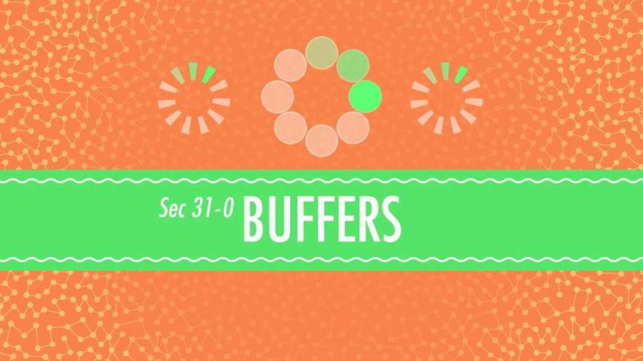 Cover: Buffers, the Acid Rain Slayer: Crash Course Chemistry #31