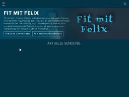 Cover: Fit mit Felix