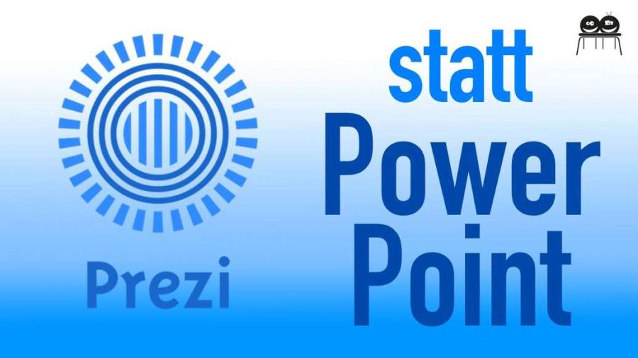 Cover: Prezi - eine kostenlose Alternative zu PowerPoint und Co.