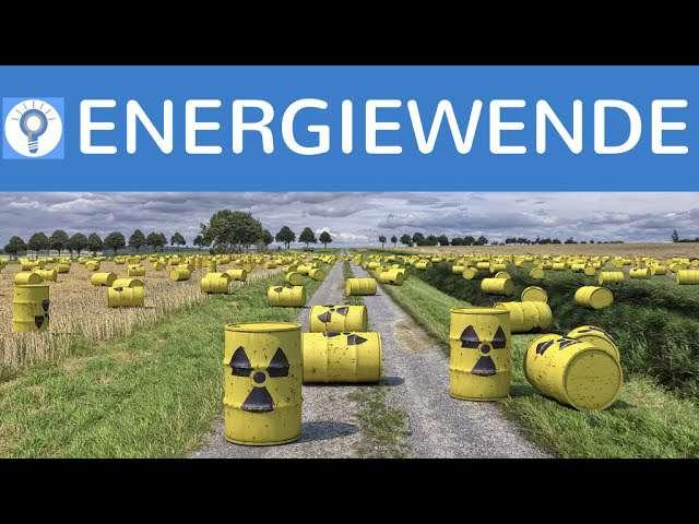 Cover: Energiewende - Unsere Zukunft ohne Atomkraft? Einfach erklärt - Erneuerbare & fossile Energien