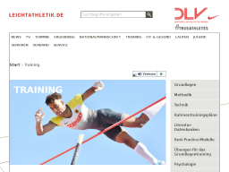 Cover: Training | leichtathletik.de