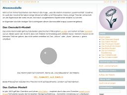 Cover: Atommodelle — Grundwissen Physik