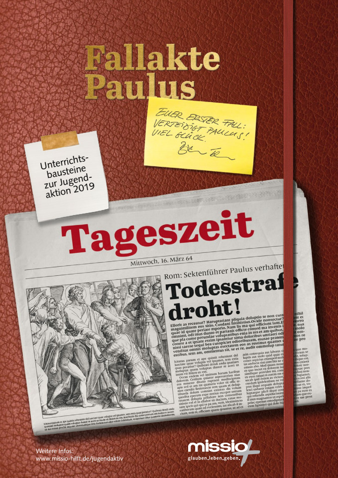 Cover: Fallakte Paulus