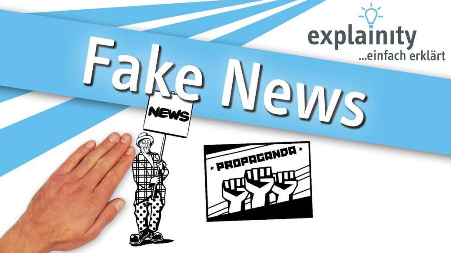 Cover: Fake News einfach erklärt