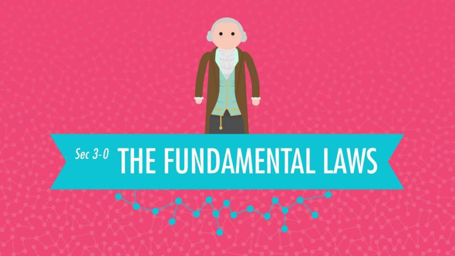 Cover: The Creation of Chemistry - The Fundamental Laws: Crash Course Chemistry #3