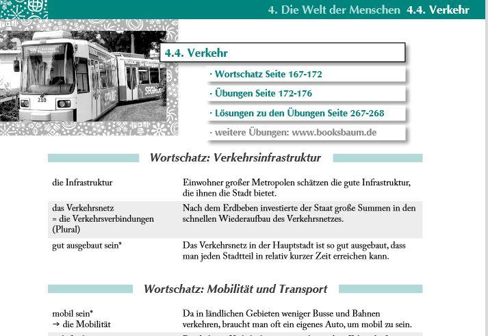 Cover: Verkehr  | Unterrichteinheit