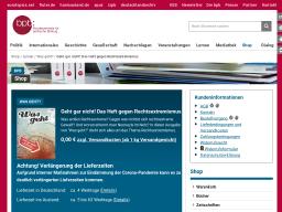Cover: Geht gar nicht! Das Heft gegen Rechtsextremismus