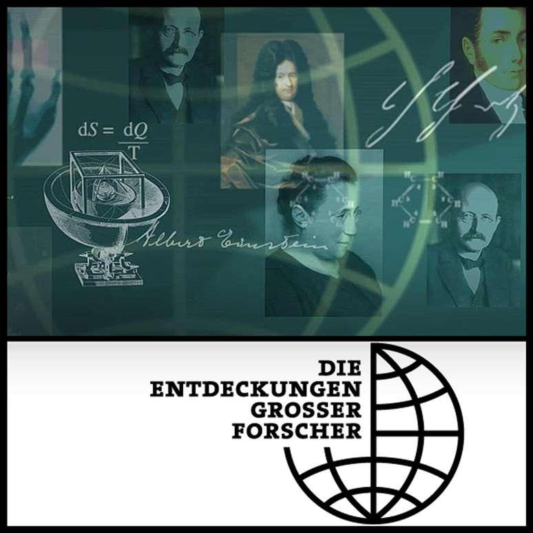 Cover: Werner Heisenberg in Die Entdeckungen großer Forscher
