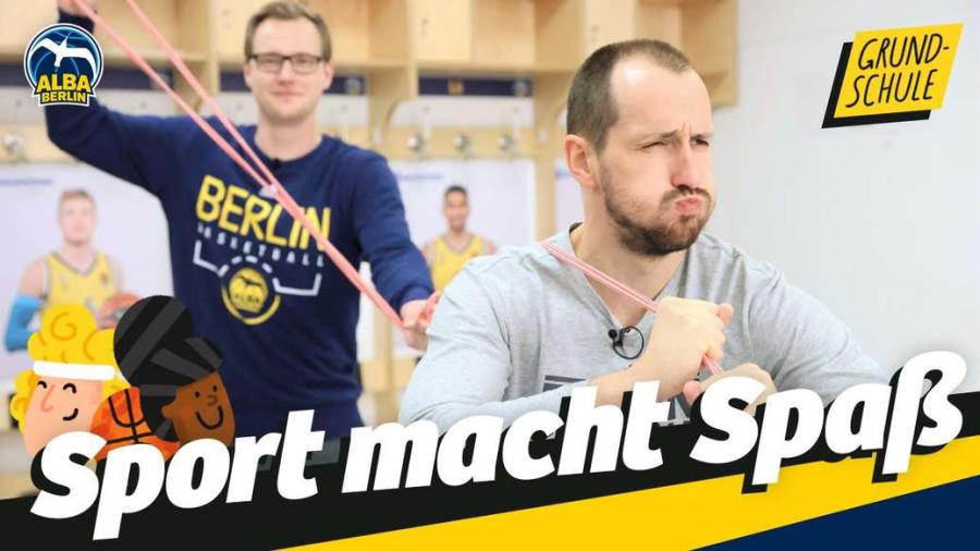 Cover: Grundschule 26 | Gummitwist | Sport macht Spaß