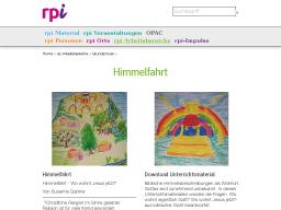 Cover: Himmelfahrt