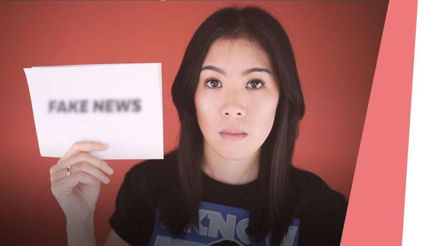 Cover: Erkennst du Fake News?