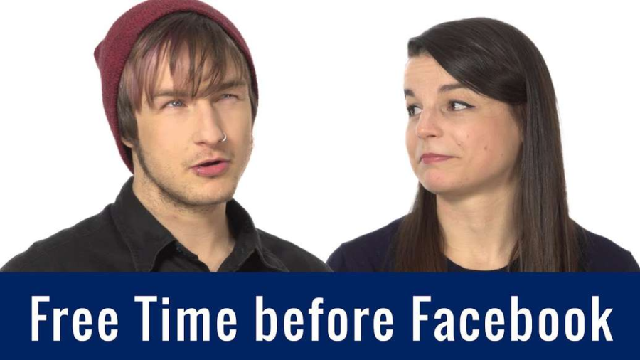 Cover: English Topics - Free Time Before Facebook