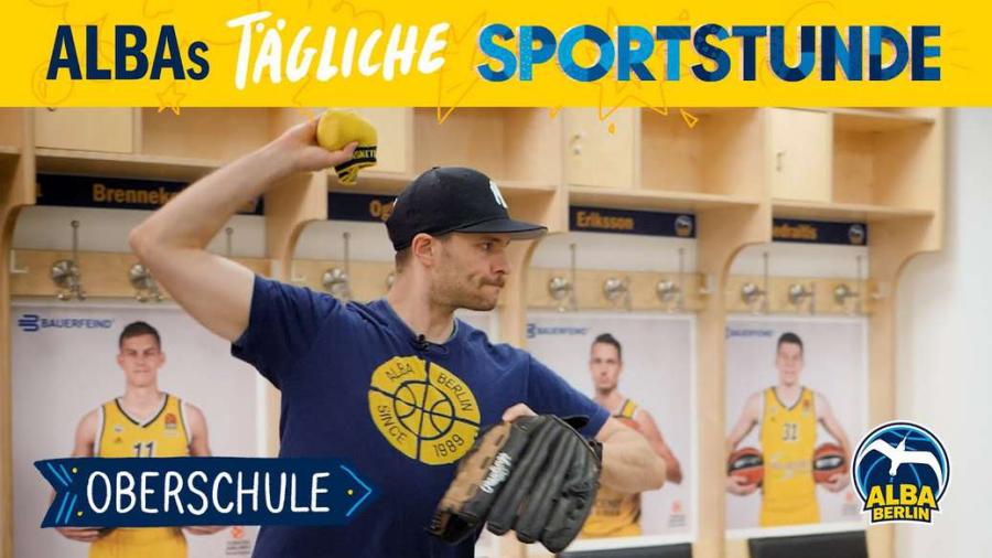 Cover: Oberschule 18 | Home Run! | ALBAs tägliche Sportstunde