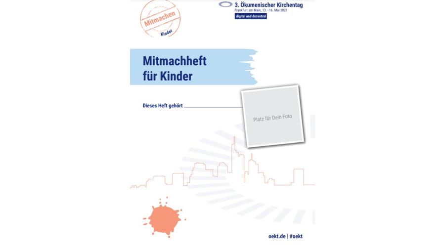 Cover: Mitmachangebote für Kinder (OEKT 2021)