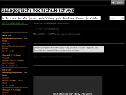 Cover: Medien und Informatik - PHSZ - Sortierverfahren