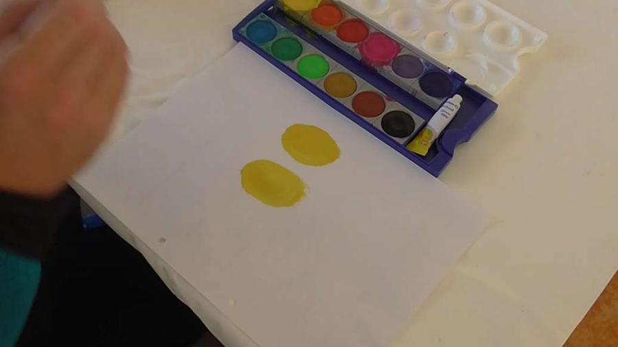 Cover: Subtraktive Farbmischung Malkasten (physikdigital.de)