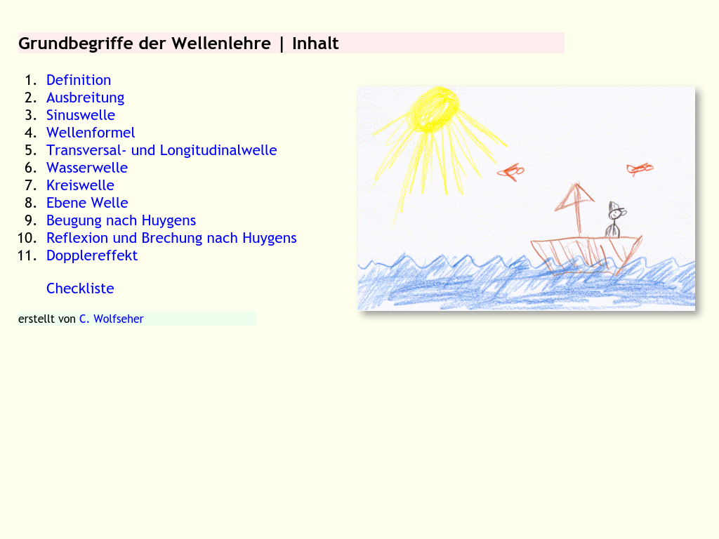Cover: Selbstlernkurs: Wellen