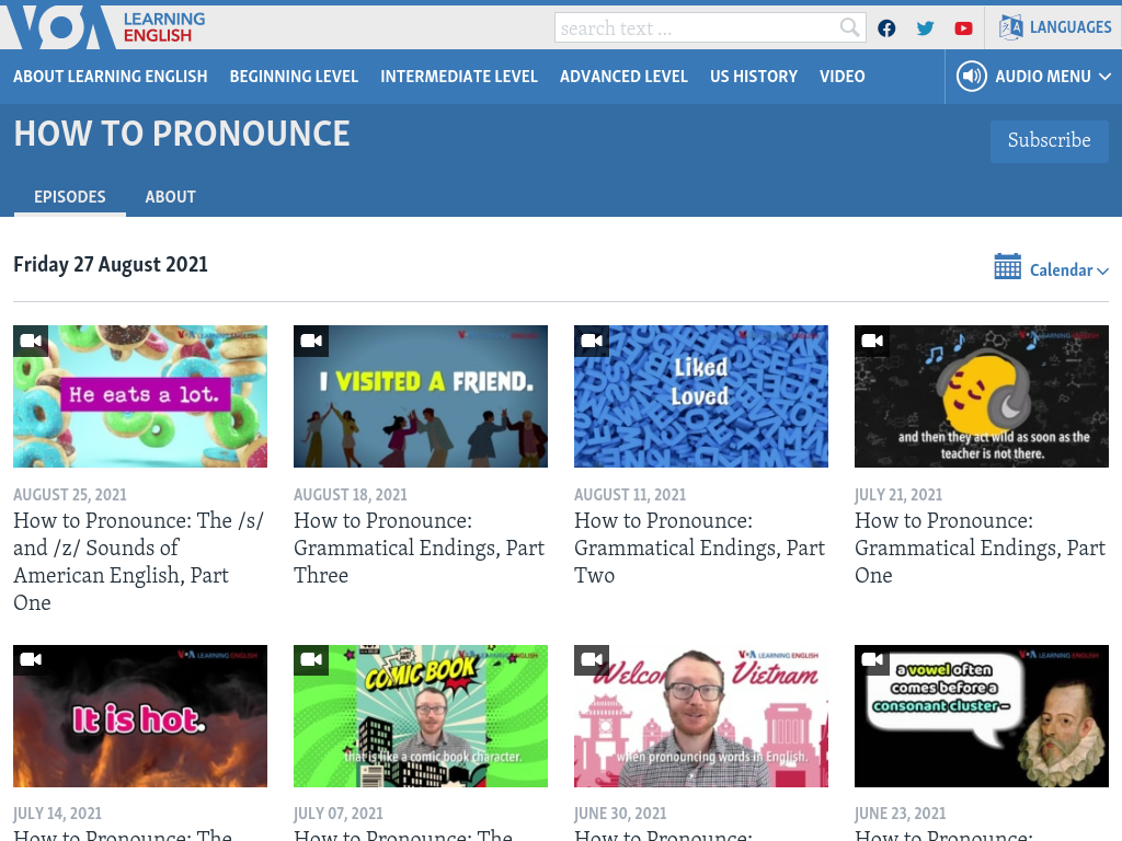 Cover: How to Pronounce