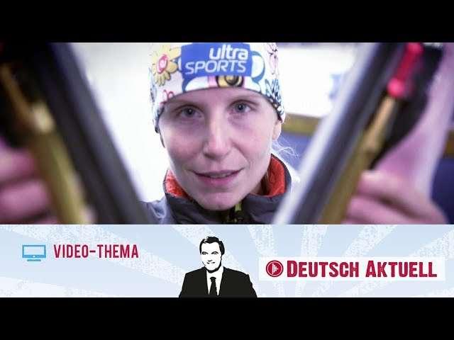 Cover: Leistungssportler unter Druck | Deutsch lernen mit Videos