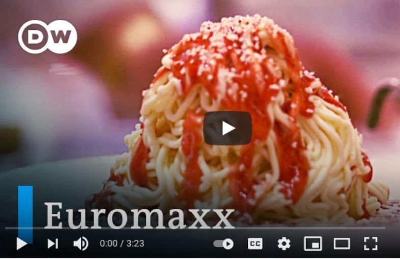 Cover: Spaghetti-Eis selber machen   Euromaxx