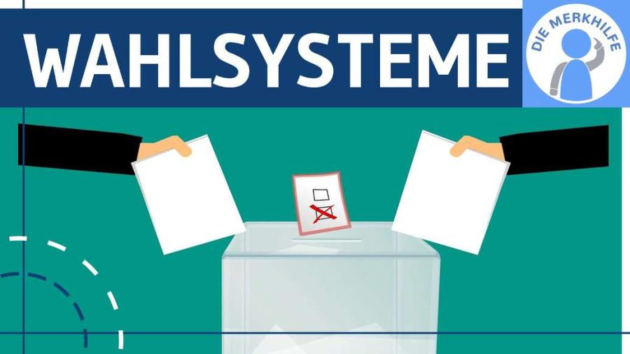 Cover: Mehrheitswahl & Verhältniswahl + Anforderungen an Systeme einfach erklärt