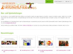 Cover: Kostenlose Downloads | Hamburger Puppentheater