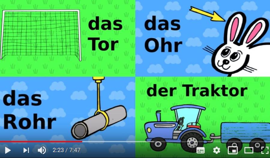 Cover: Deutsche Aussprache und Betonung