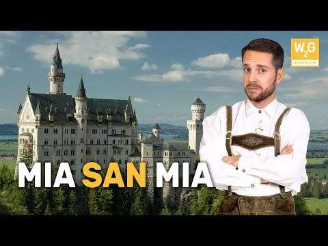Cover: Die Geschichte Bayerns