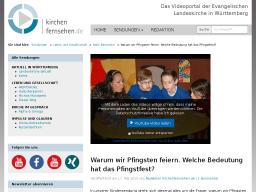 Cover: Warum wir Pfingsten feiern. Welche Bedeutung hat das Pfingstfest?