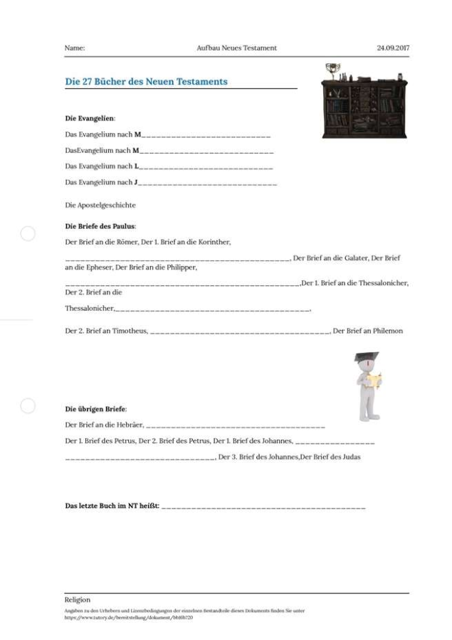 Cover: Aufbau Neues Testament