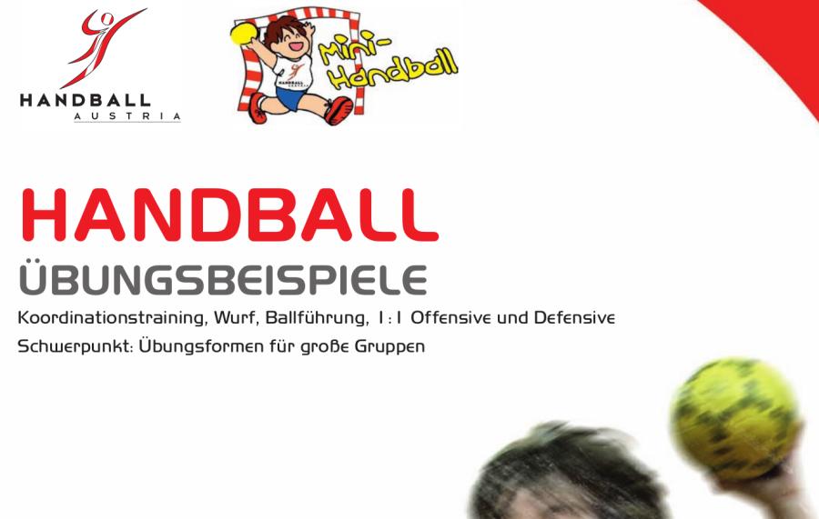 Cover: Handball - Übungsbeispiele