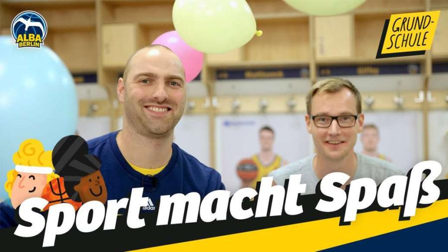 Cover: Grundschule 23   Jonglieren – Ballongewitter   Sport macht Spaß